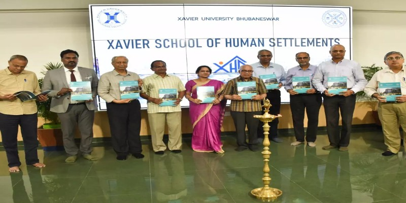 """School of Human Settlements Launch News published in """"Times of India"""""""